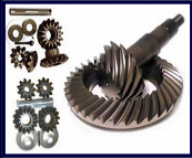 Ring and Pinion Parts.